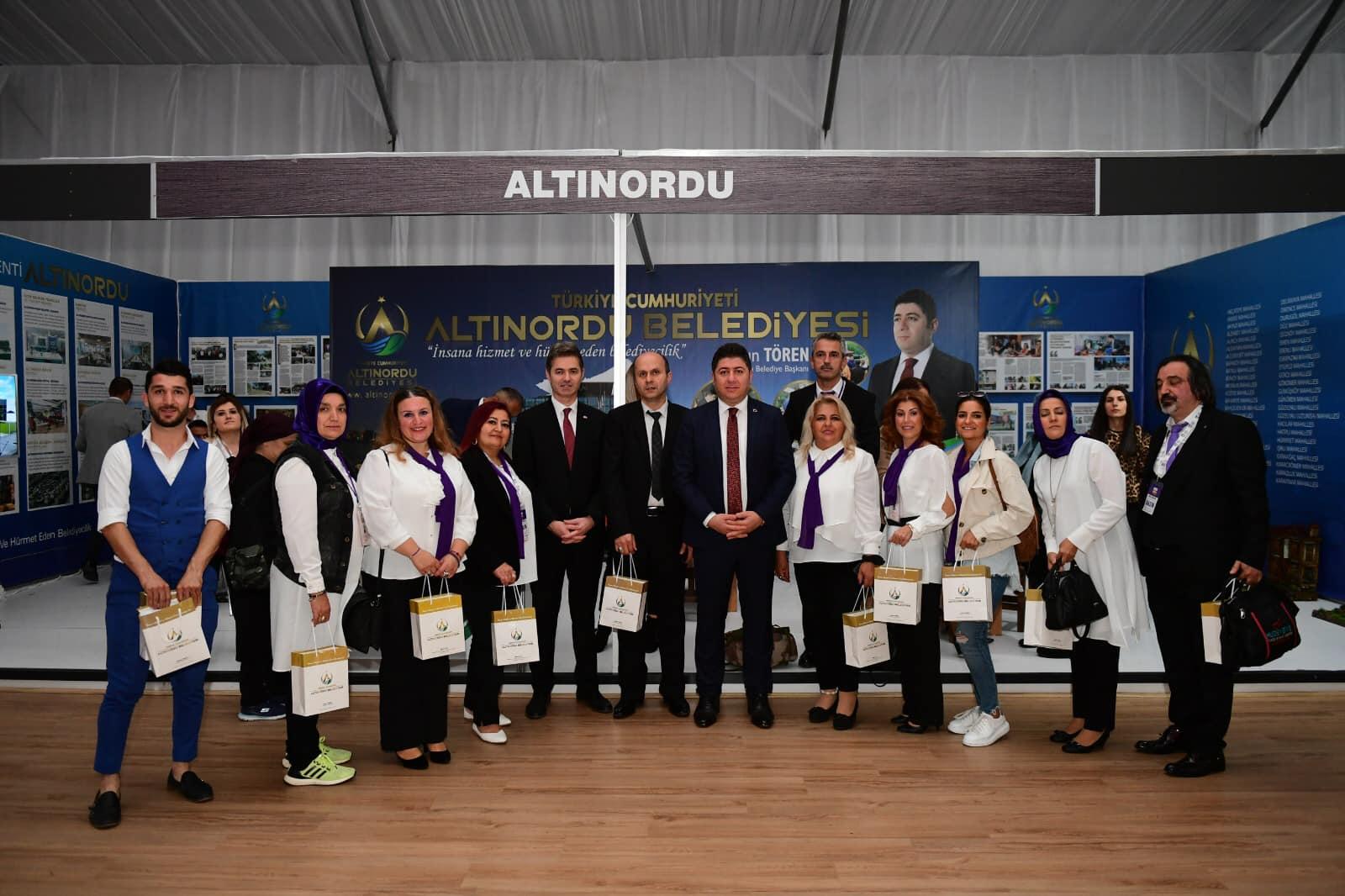ALTINORDU BELEDİYESİ, İSTANBUL'DA