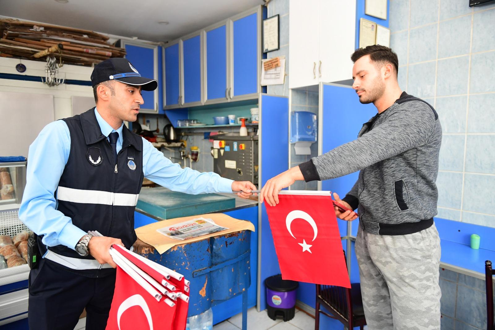 ALTINORDU BELEDİYESİ'NDEN 'BARIŞ PINARI HAREKATI'NA ANLAMLI DESTEK