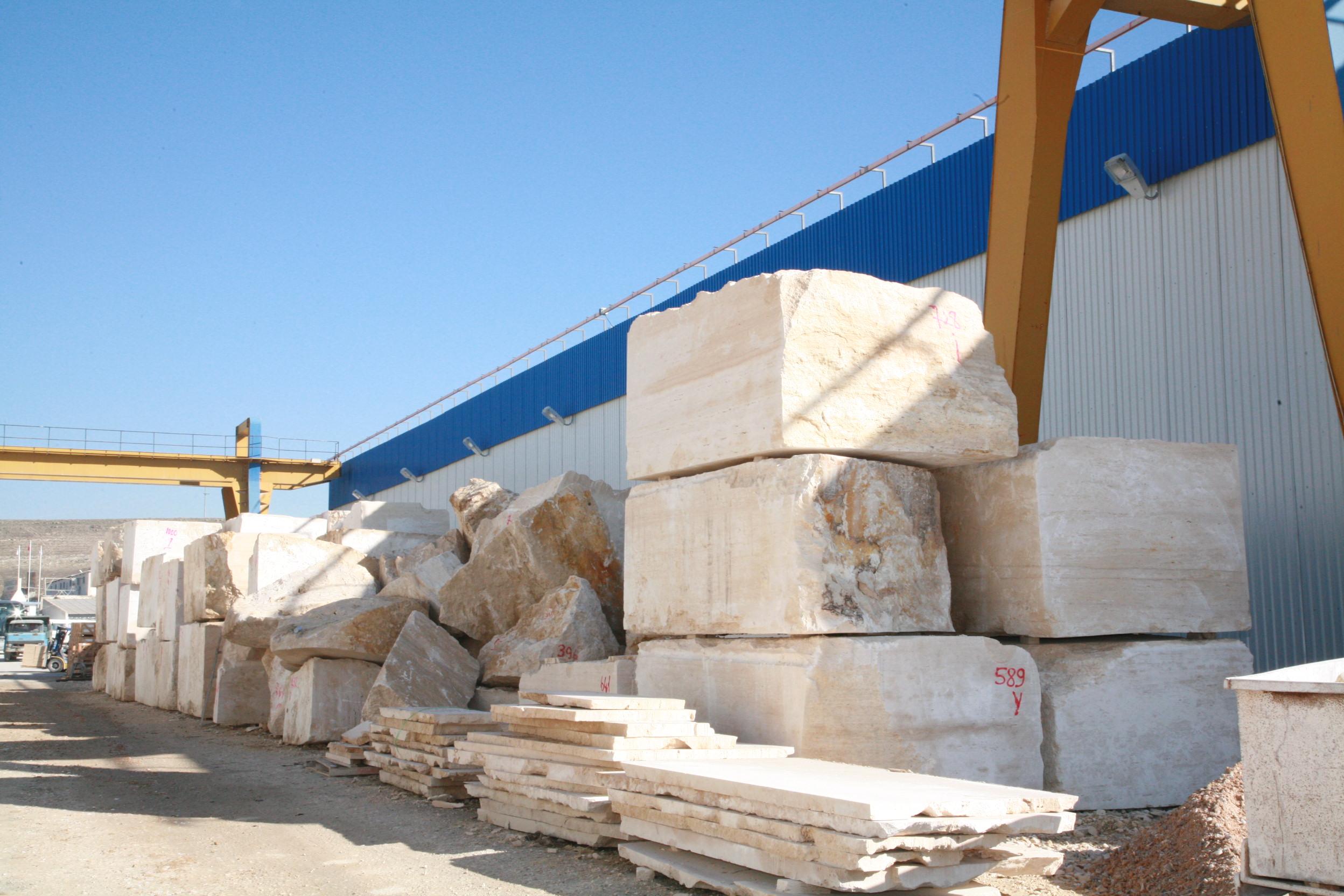 Meksika'nın inşaat projelerini Türk doğal taşı süsleyecek