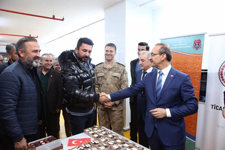 Fındık Diyarı Ordu'dan, Kahraman Mehmetçiğimize Çikolata Desteği