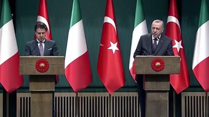"""""""ATEŞKESİN KALICI BİR HAL ALMASI İÇİN GAYRET GÖSTERİYORUZ"""""""