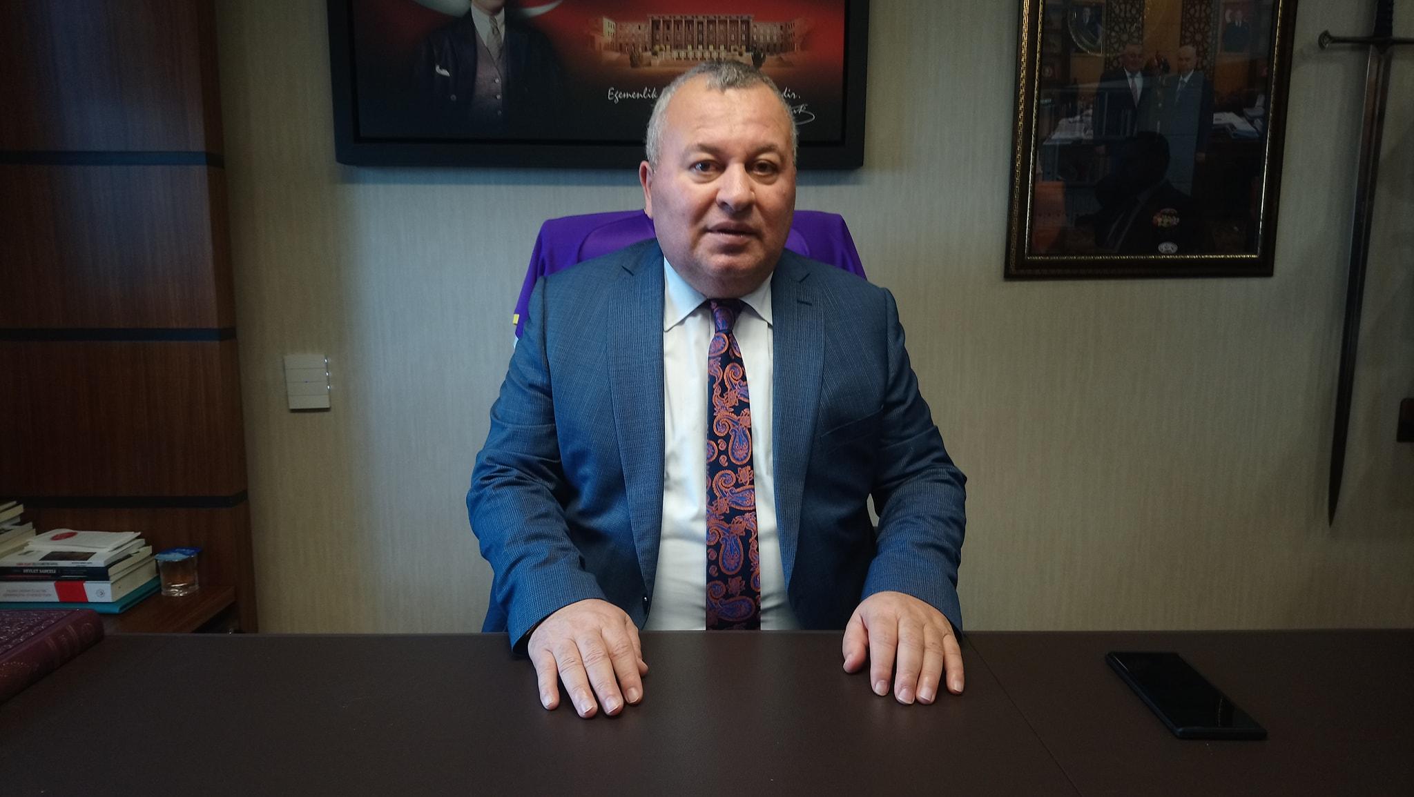 """""""BU ŞEHİR KATLEDİLMEMELİ"""""""