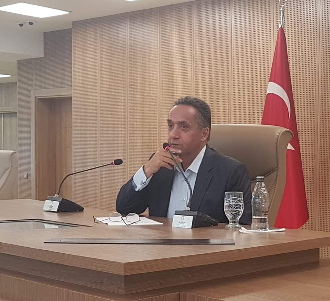 """""""KENT KONSEYİMİZİN TEK SİYASETİ ORDU'DUR"""""""