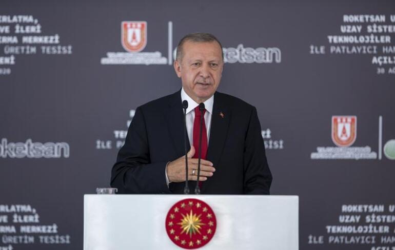 CUMHURBAŞKANI ERDOĞAN'DAN ZAFER BAYRAMI'NDA YENİ MÜJDELER