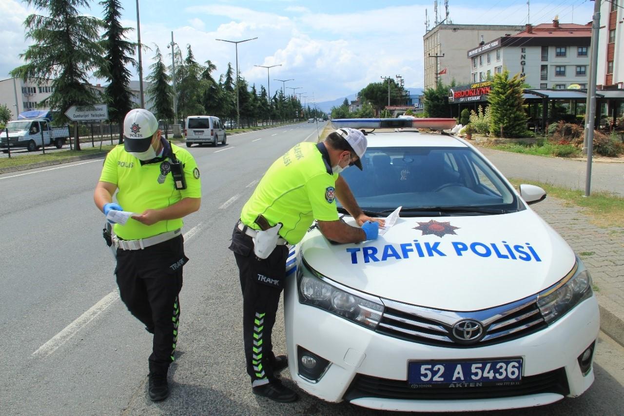 Haftalık Trafik İcraatı