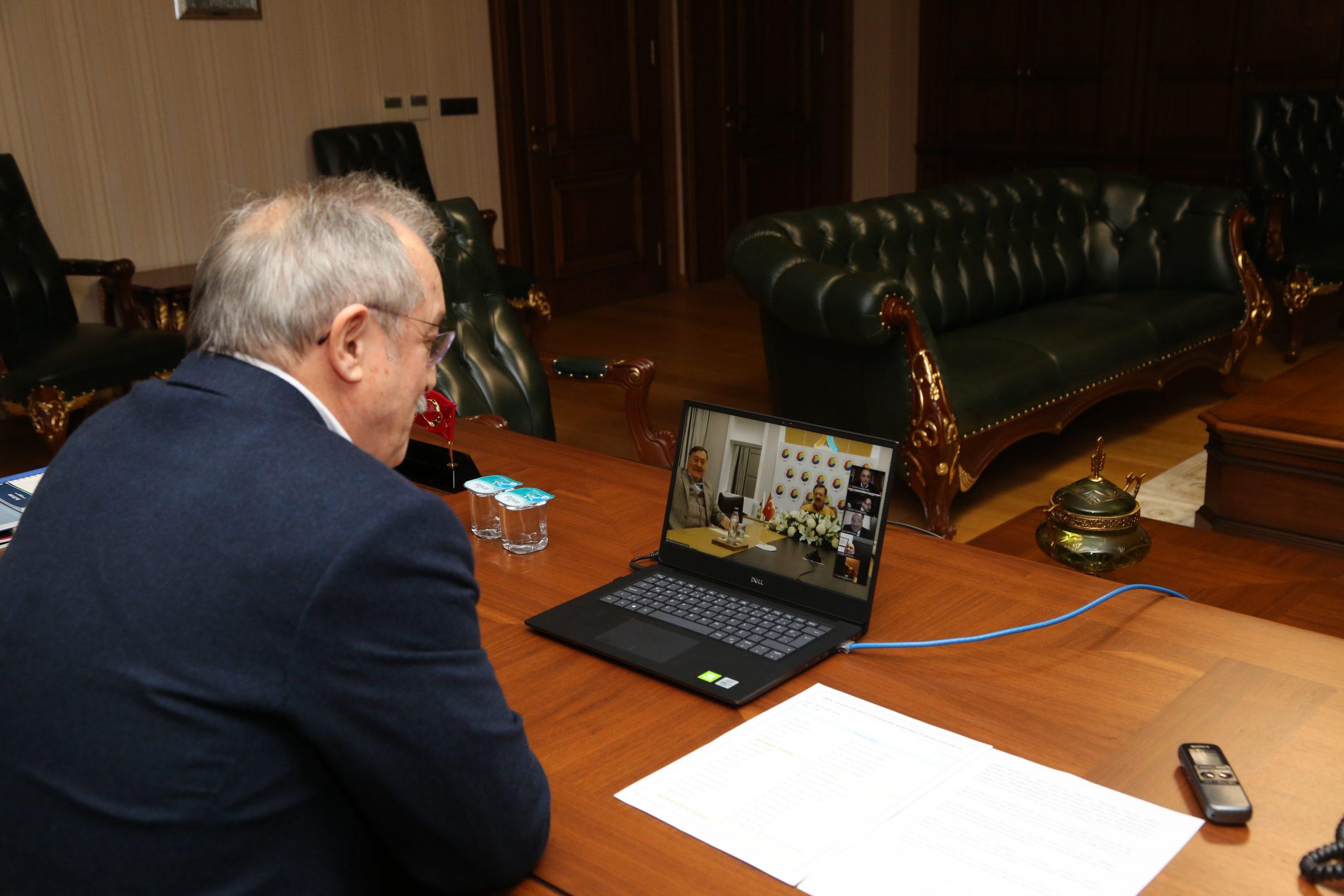 Ordu'nun talepleri Hisarcıklıoğlu'na iletildi
