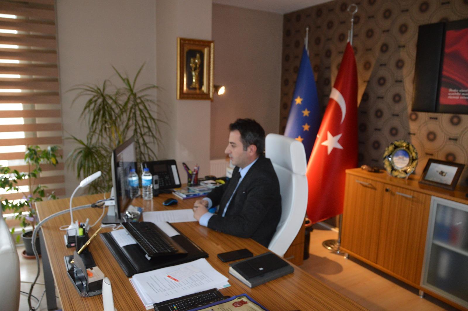 TKDK'da Sektörel Bazlı Tanıtım Toplantıları Yapılıyor