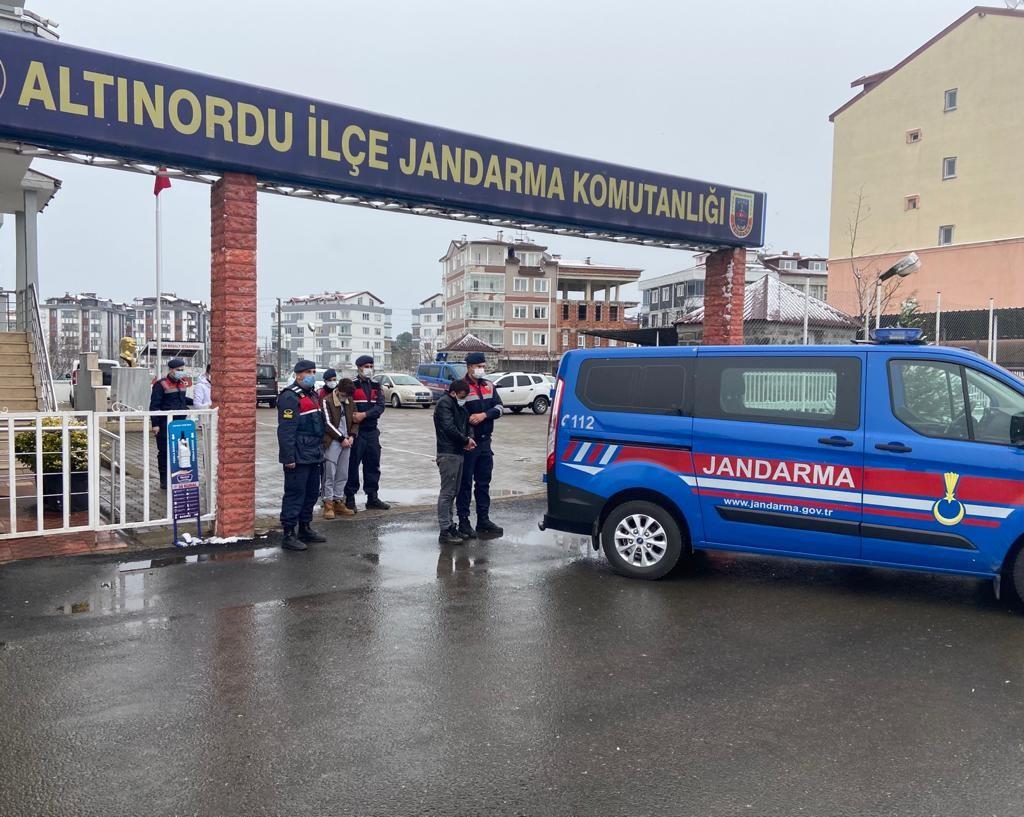 Ordu İl Jandarma Komutanlığı Basın Bildirisi