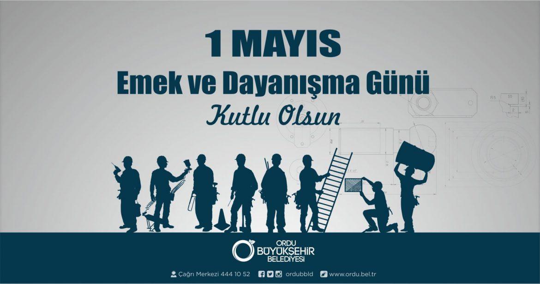 """BAŞKAN GÜLER, """"ALIN TERİNİ KUTSAL GÖREN BİR ANLAYIŞA SAHİBİZ"""""""