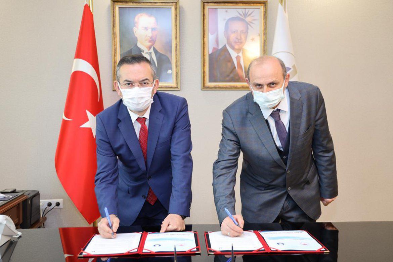 Ordu Üniversitesi ile Ordu Arıcılık Araştırma Enstitüsü Arasında İş Birliği Protokolü İmzalandı