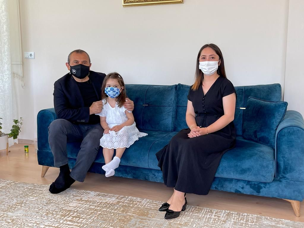 Ramazan Bayramı Süresince 398 Şehit Ailemiz ve 591 Gazimiz Evlerinde Ziyaret Edildi